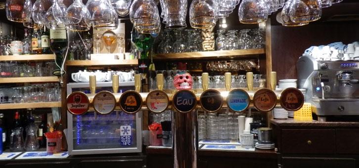 Nouvelle tireuse à Bière au Bar